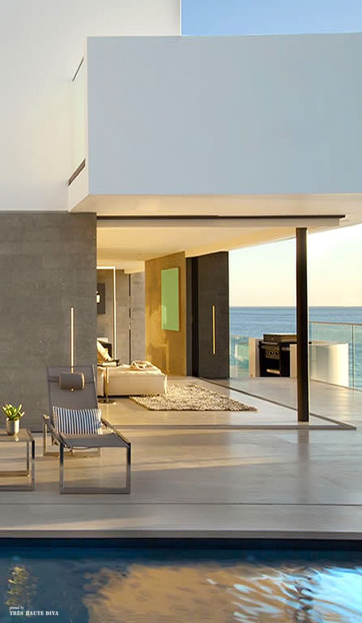 laguna beach contemporary beach home more - Beach Home Design