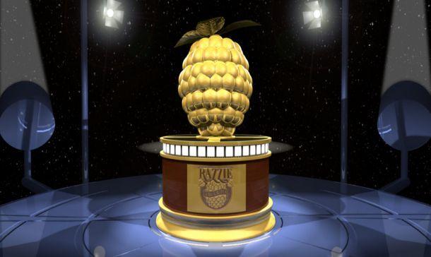 Razzies 2015: Full list of winners
