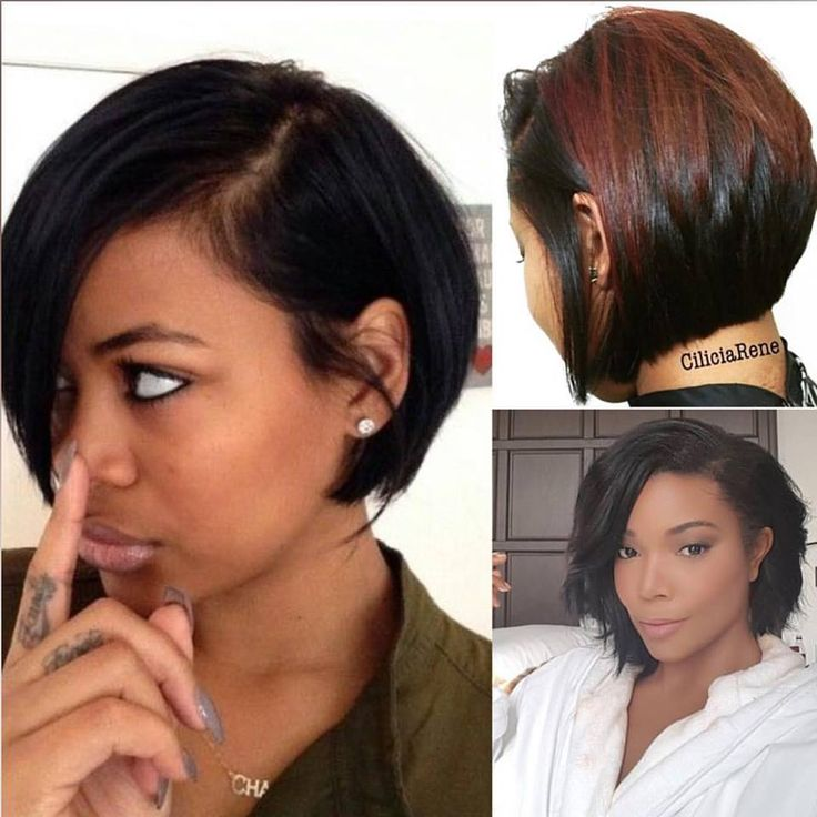 Bob Haircuts For Black Natural Hair | Hair Color Ideas and Styles ...