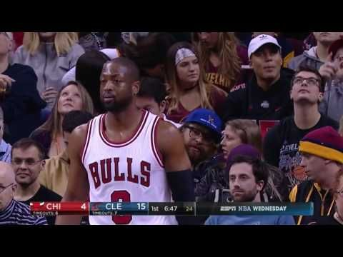 Cleveland Cavaliers vs Chicago Bulls Full Games Replay NBA Games today 04 01 17