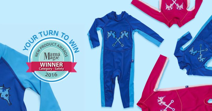 The team at Parental Instinct have designed an award-winning swimsuit that offers your child protection from the sun, comfort and style.