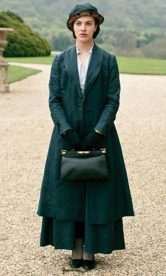 Downton Abbey's Best Fashion Moments