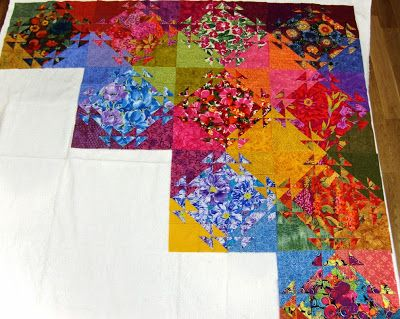 31 Best Quilts Shimmering Triangles Jenny Bowker Images