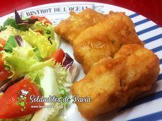 La primeras vez que comí bacalao rebozado al estilo soldaditos de Pavía fue en Madrid, plato típico de ese lugar, además de en Sevilla. Una vez los probé, tuve que repetir los demás días que estuve por tan gran ciudad. Los mejores, los de Casa Labra, un lugar emblemático cerca de la Puerta de Sol,……
