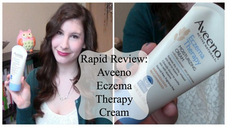 Rapid Review on the Aveeno Eczema Moisturizing Therapy Cream. #youtube #dryskinrelief #dryskin #productreviews #reviews #bbloggers