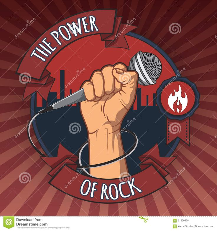 Bare Hand Holding Microphone Stock Illustrations, Vectors ...