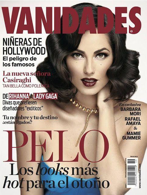 Actrices y actores latinos: Vanidades - Barbara Mori