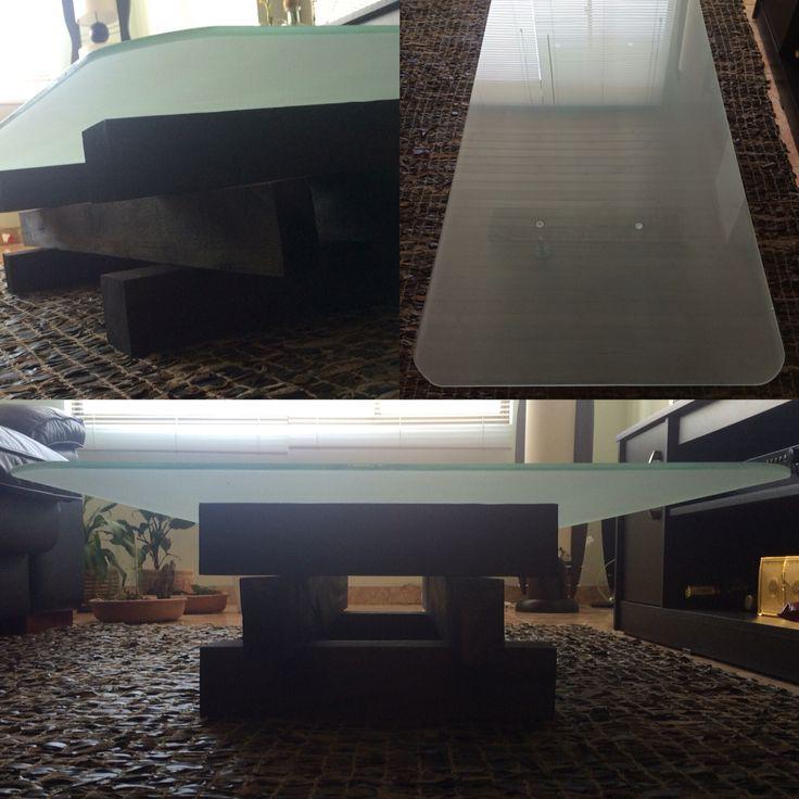 Mesa de centro #CenterTable #wood