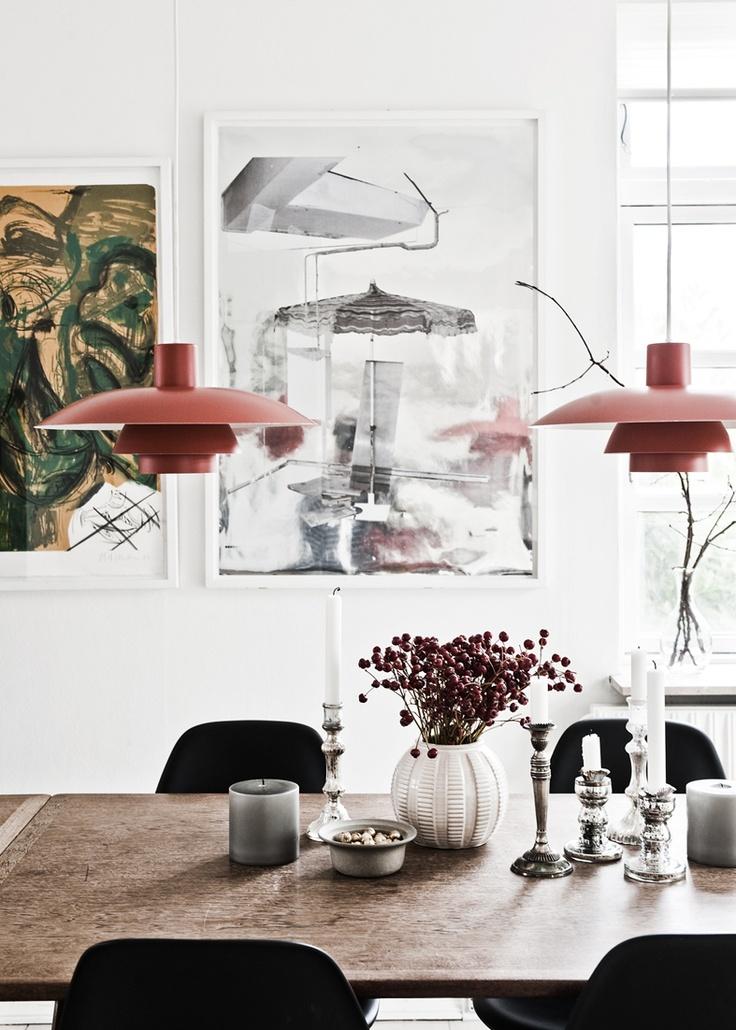 PH 4/3 pakabinamas šviestuvas. Dizainas Poul Henningen.