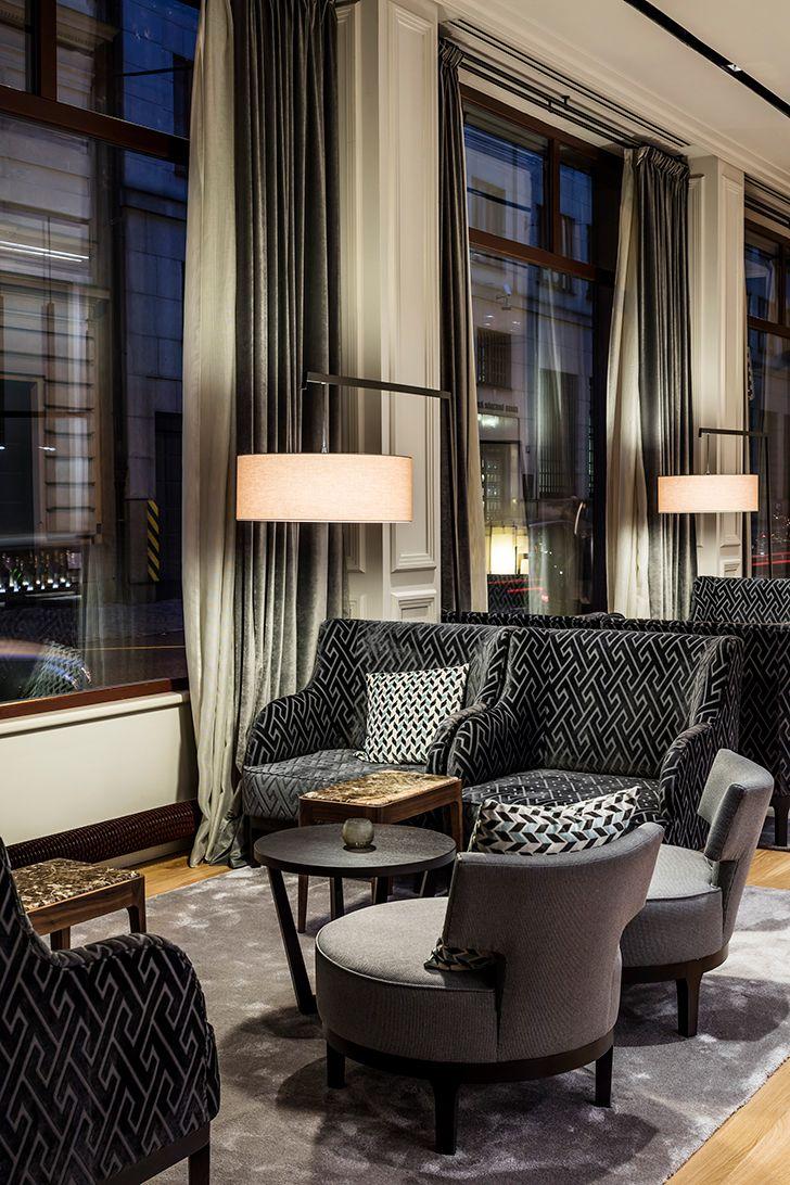 Изысканный BoHo Hotel в Праге | Пуфик - блог о дизайне интерьера