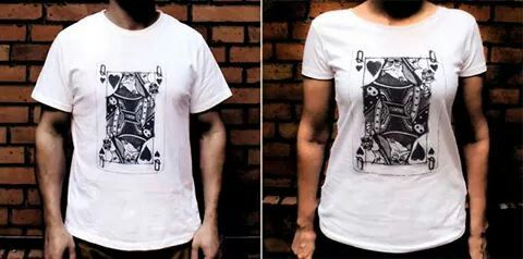 Take part in our competition and win 1 T-shirt 'Queen of Hearts Regular white' for Men: http://www.subulastore.com/shop/men/queen-of-hearts-men-unisex-organic-t-shirt-white-detail.html or Women: http://www.subulastore.com/shop/women/queen-of-hearts-women-regular-fitted-t-shirt-white-detail.html at your preferable size,  doing the following steps: 1. Like our facebook page: https://www.facebook.com/subulastore 2. Like this post at the same page: https://www.facebook.com/subulastore  The…