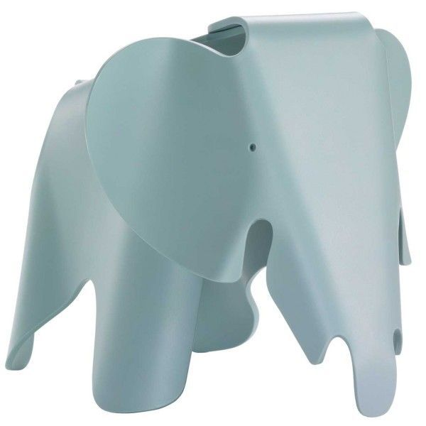 Eames Elephant kinderstoel Vitra Eames, Pillows, Elephant