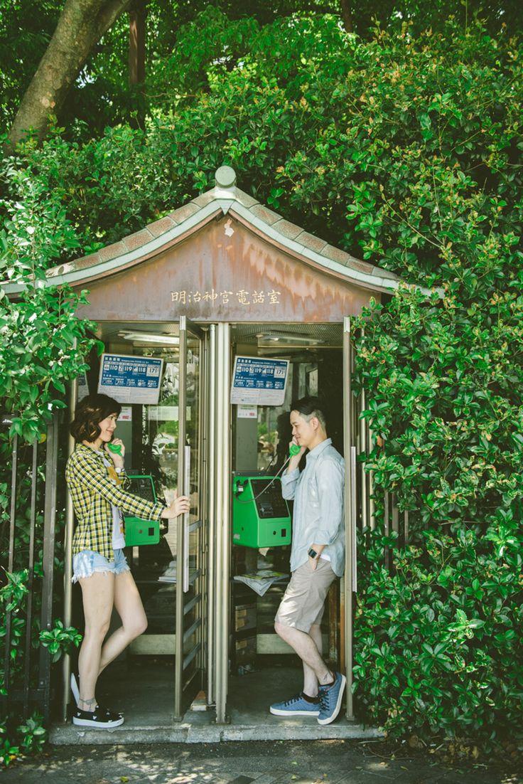 Tokyo Pre-wedding in Shibuya by YEWKONG Photography on OneThreeOneFour 6