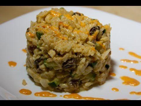Arroz tailandés con curry y coco | facilisimo.com - YouTube