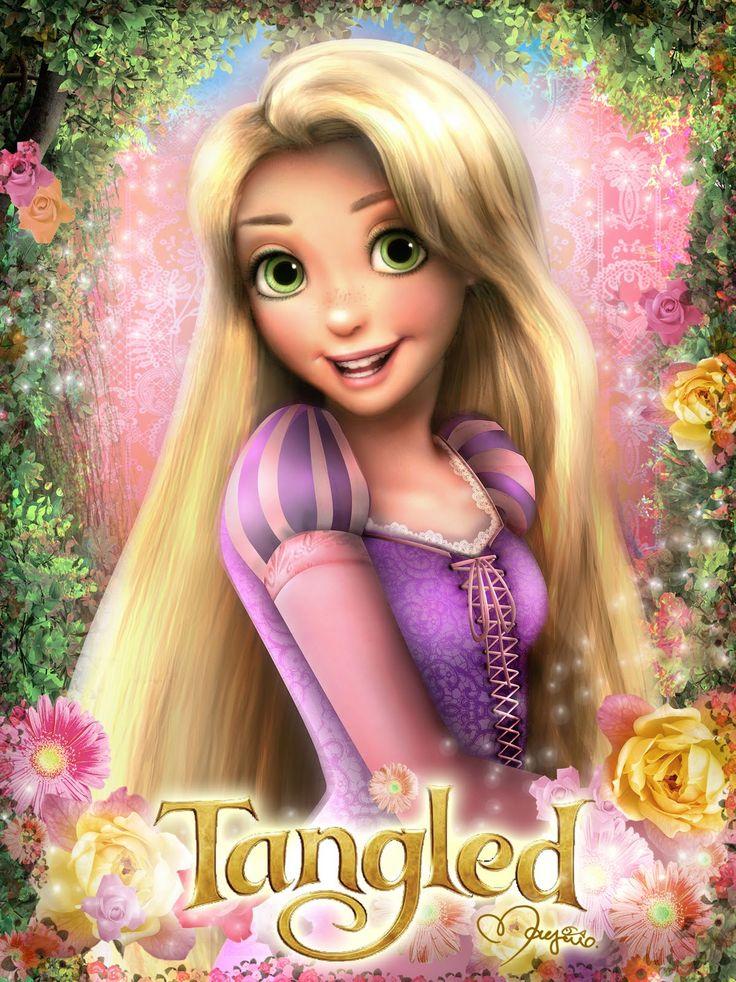 121 Best Rapunzel Images On Pinterest