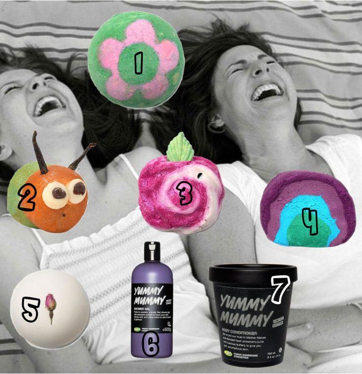 LUSH FOR MOMS