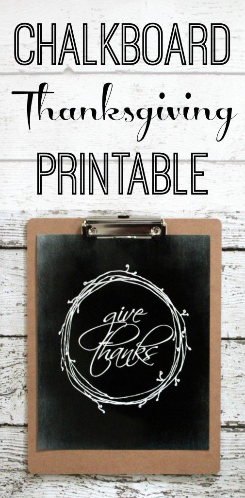 25  best ideas about thanksgiving chalkboard on pinterest