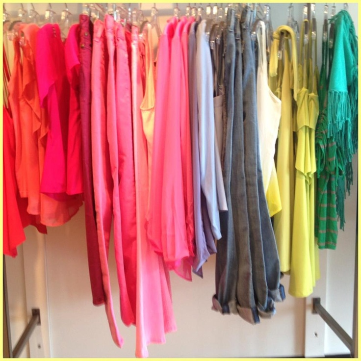 Just Girls Boutique - love the colors!!!