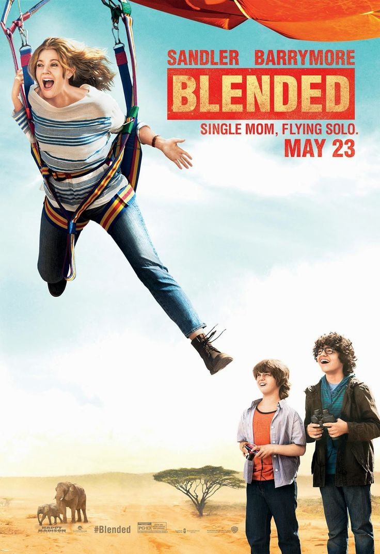 BLENDED | Drew Barrymore luna de miel en familia