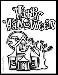 15 best Kids Printables Halloween images on Pinterest Coloring