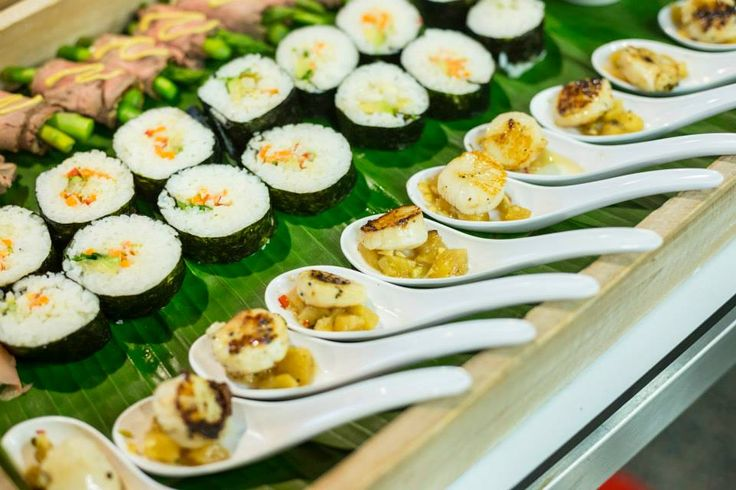 Yum - by ochre  restaurant and events cairns