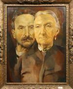 Vader en moeder van Henri Jonas
