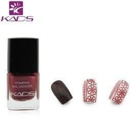 KADS Crimson Nail Polish