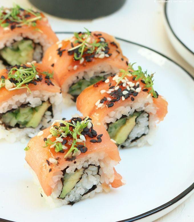 Unkompliziertes Angeber Sushi Ala Henssler Fur Zu Hause Food