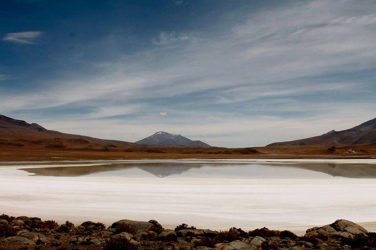 Lagunas Altiplanicas - Bolivia
