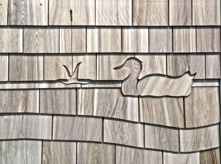 exceptional shingle designs #2: Duck cedar shingle design