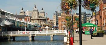Hull city centre marathon