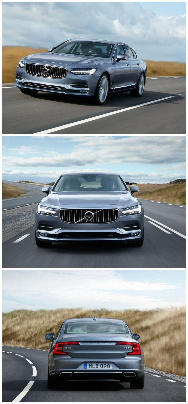 Volvo S90                                                                                                                                                                                 More