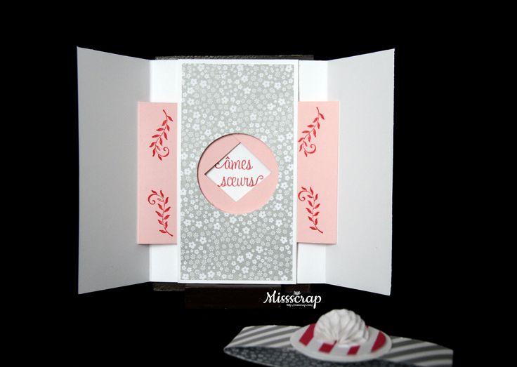 Découvrez comment réaliser une shutter card / une carte à obturateur