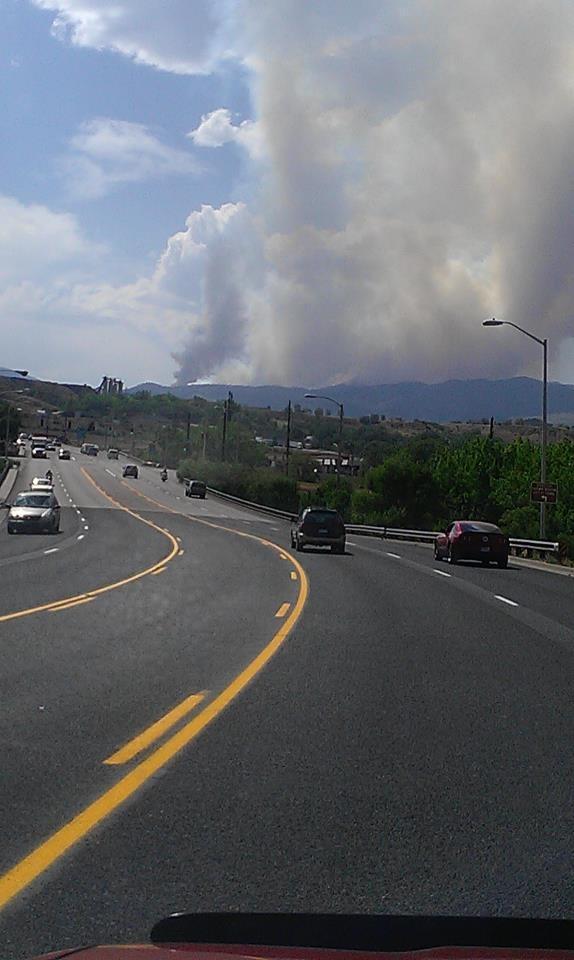 #WaldoCanyonFire | Colorado Springs, Co
