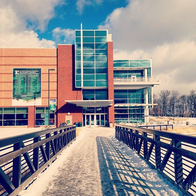 Eastern Michigan University Student Center