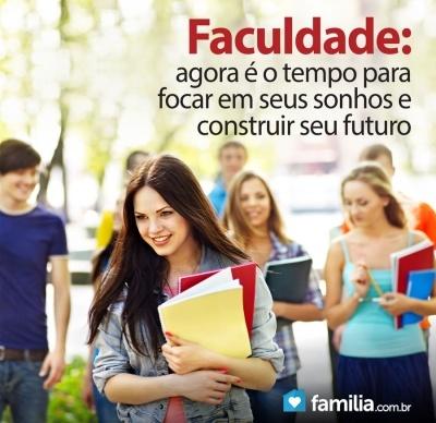 Familia.com.br | #Faculdade: #Seguindo as #regras para tirar maior #proveito. #Escola #Formacaoprofissional