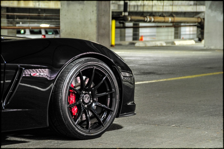Nitto Invo Tires >> Corvette Z06 C6 - Forgestar CF10 Wheels & Nitto Invo Tires | Corvette, Wheel, Corvette z06