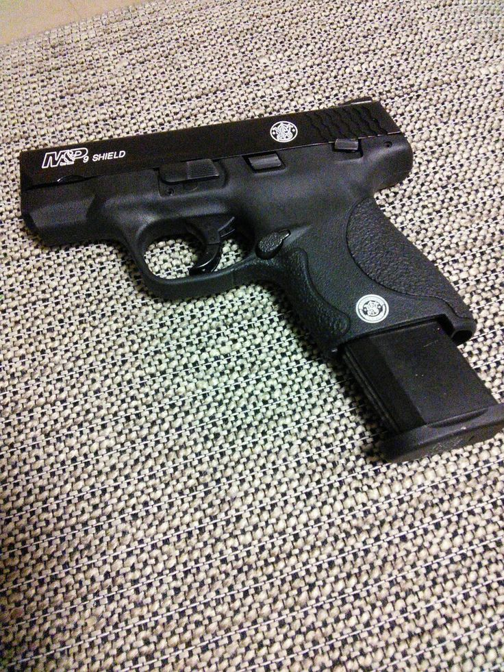 Smith & Wesson M&P Shield 9mm Promag 10shot