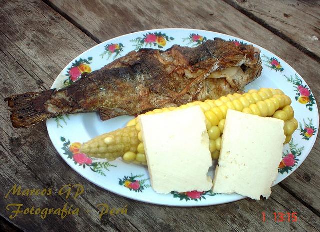 Trucha frita a la parrilla   Flickr: Intercambio de fotos