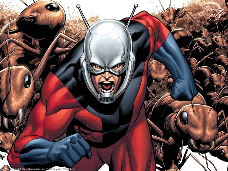 Edgar Wright talks Ant-Man Marvel Cinematic Universe will be part