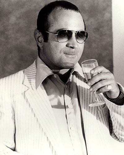"""Bob Hoskins - AKA Harold Shand....""""Well now there's been an eruption ....!"""""""