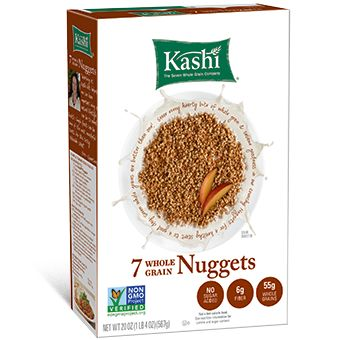 Kashi® 7 Whole Grain Nuggets Cereal