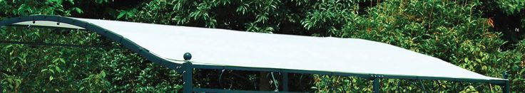 Justmoment TOP TELO COPERTURA ECRU PER GAZEBO VERANDA MT 3x2.5 PER GIARDINO ARREDO ESTERNO - Gazebi e Pergole - Arredo Esterno - Casa & Giardino
