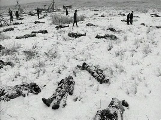 """December 29, 2012 marks the 122nd Anniversary of the murder of 297 Sioux Indians at Wounded Knee Creek on the Pine Ridge Indian Reservation in South Dakota. These 297 people, in their winter camp, were murdered by Federal agents and members of the 7th Cavalry, who had come to confiscate their firearms """"for their own safety and protection"""". The slaughter began after the majority of the Sioux had peacefully turned in their firearms."""