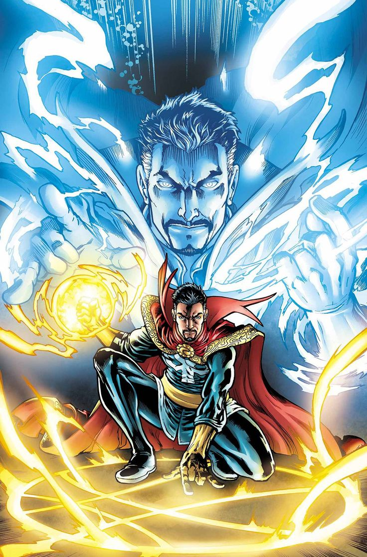 BEFORE HE WAS THE SORCERER SUPREME…STRANGE MASTERED THE MYSTIC ARTS! - A master of delicate surgery, DR. STEPHEN STRANGE had no equal…until a freak accident shattered his hands! - Now a student of the