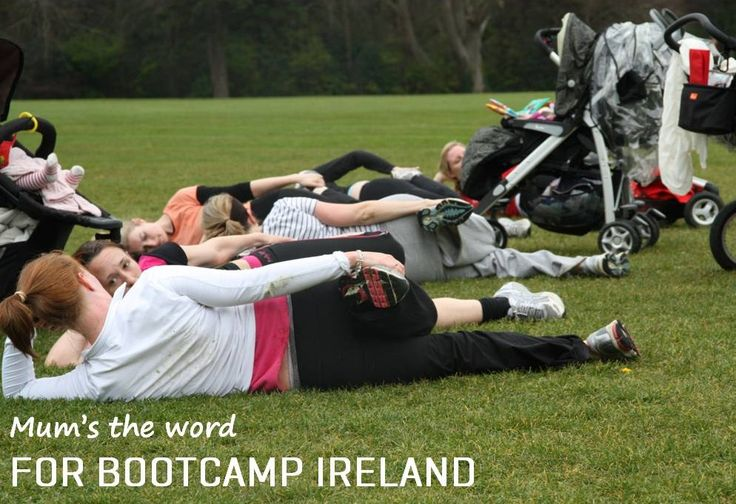 Mummy N' Buggy Bootcamp is a unique class is a great outlet for new mums as you can bring your baby 'n buggy along :)