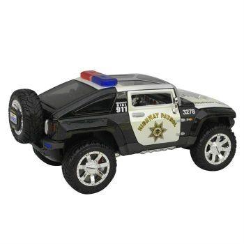 Maisto Hummer Hx Concept Diecast Model Araba 1:24 Pro Rodz Siyah