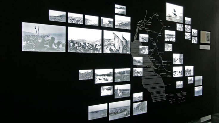 harry vetter team: Lawrence of Arabia, Oldenburg, Temporary exhibition, 2010