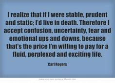 Carl Rogers Quotes