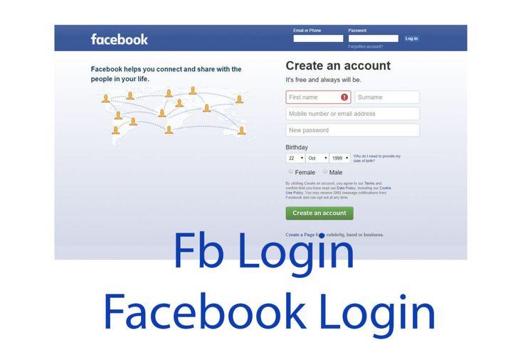 Fb Login - Facebook Login - TecNg